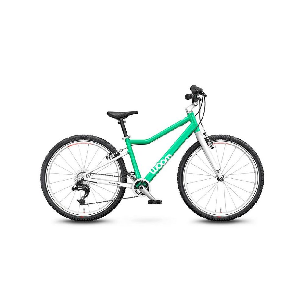 Woom 5 mint green 2021