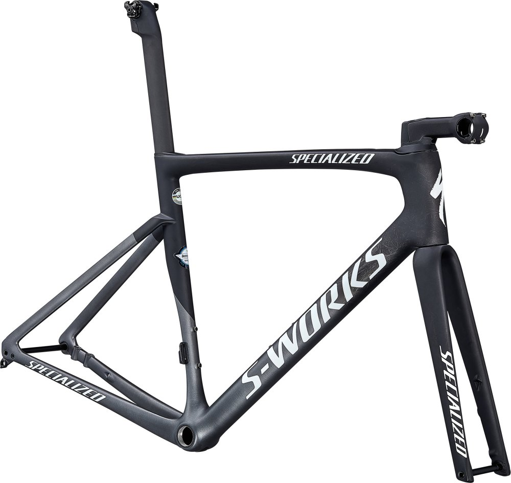Specialized S-Works Tarmac SL7 Frameset Deceuninck Quick-Step  58