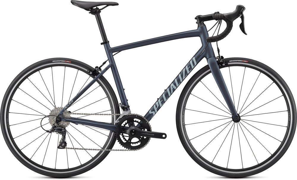 Specialized Allez Sport Satin Cast Blue Metallic/Gloss Ice Blue 56