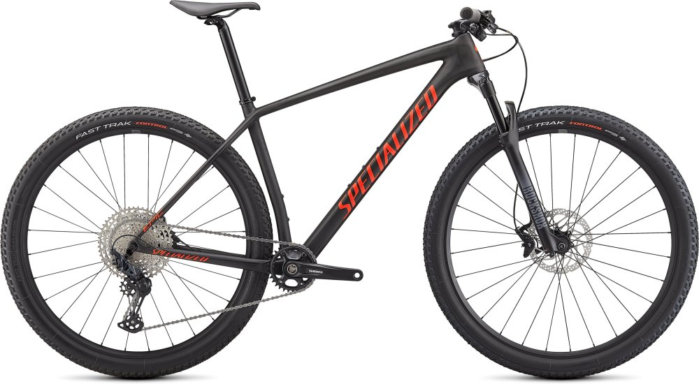 Specialized Epic Hardtail SATIN CARBON/ROCKET RED XS