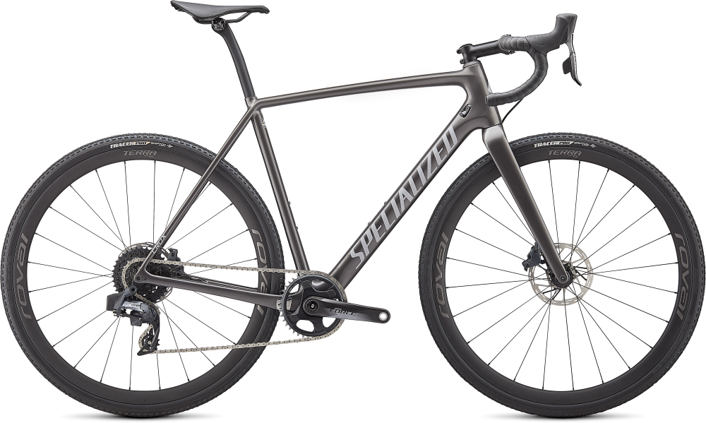 Specialized CruX Pro Smoke/Dove Grey 58