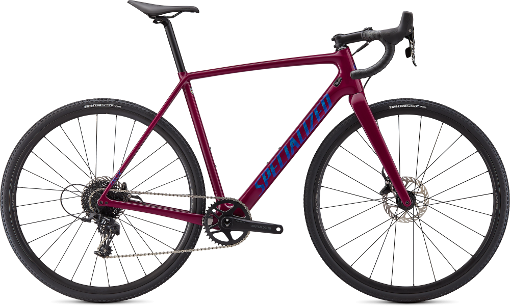 Specialized CruX Gloss Raspberry/Chameleon 56
