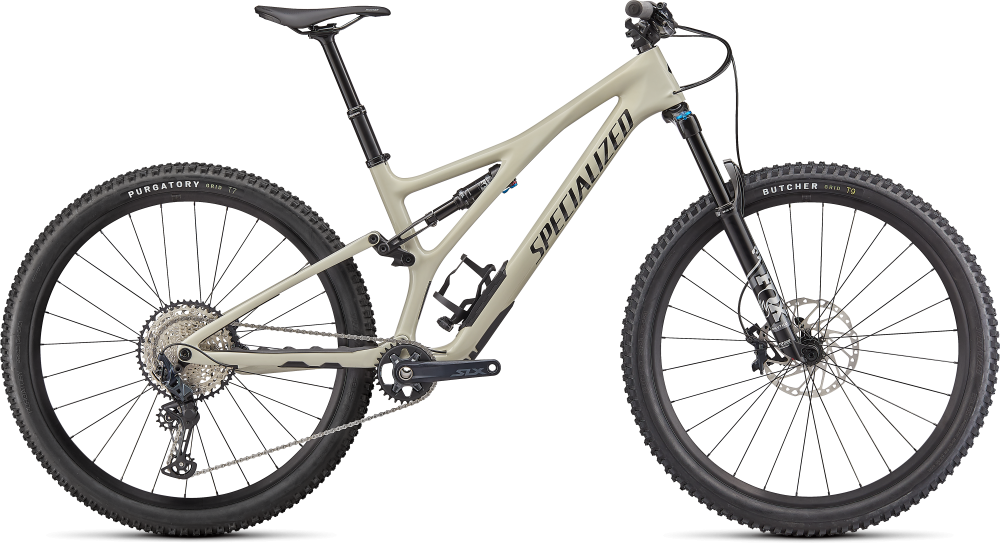 Specialized Stumpjumper Comp GLOSS WHITE MOUNTAINS / BLACK S6