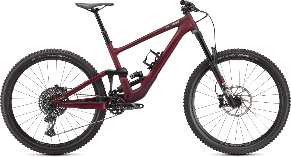 Specialized Enduro Expert SATIN MAROON / WHITE MOUNTAINS S5