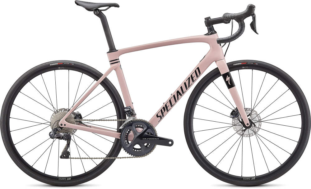 Specialized Roubaix Expert Gloss Blush/Black 58