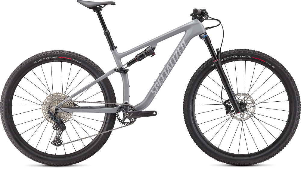 Specialized Epic EVO GLOSS COOL GREY / DOVE GREY L