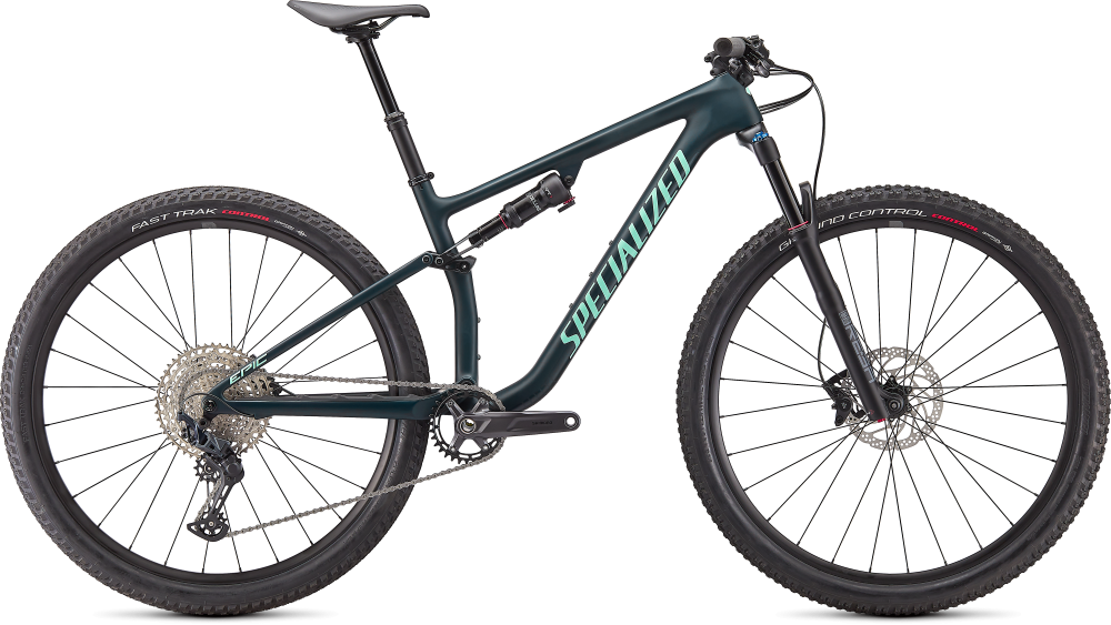 Specialized Epic EVO SATIN FOREST GREEN / OASIS S