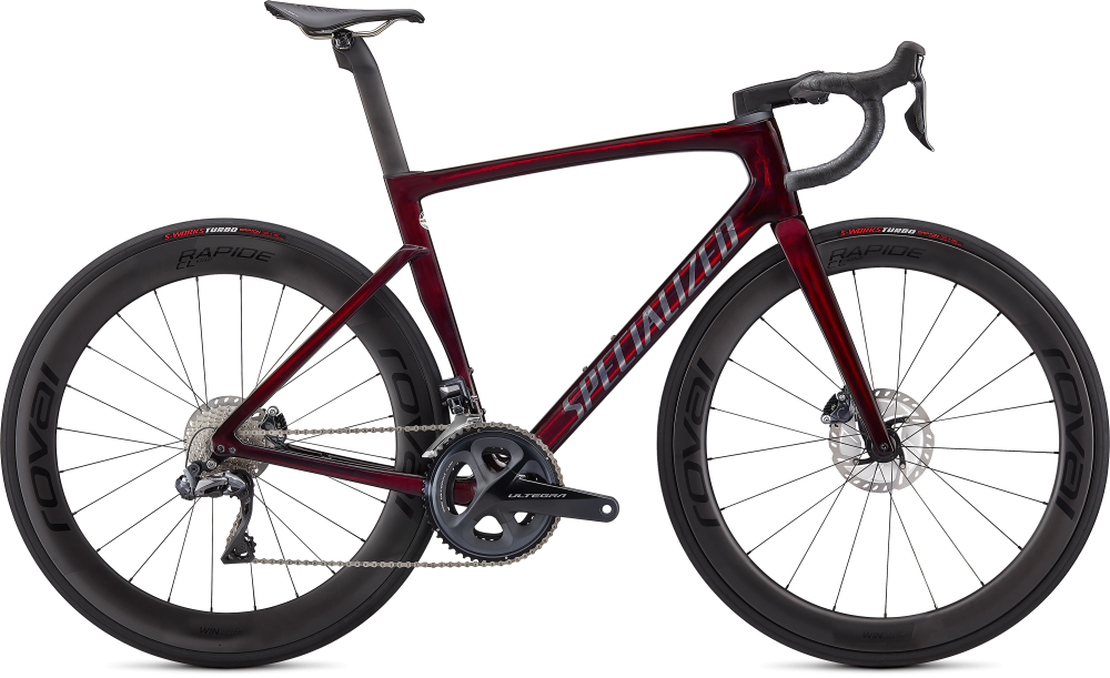 Specialized Tarmac SL7 Pro - Ultegra Di2 Red Tint/Carbon 61