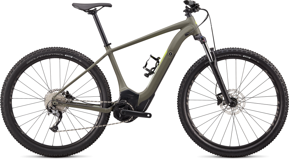 Specialized Turbo Levo Hardtail Oak Green/Spruce Hyper M
