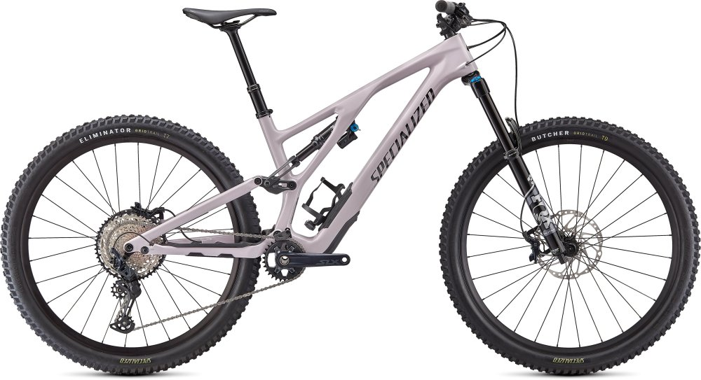 Specialized Stumpjumper EVO Comp GLOSS CLAY / BLACK S2