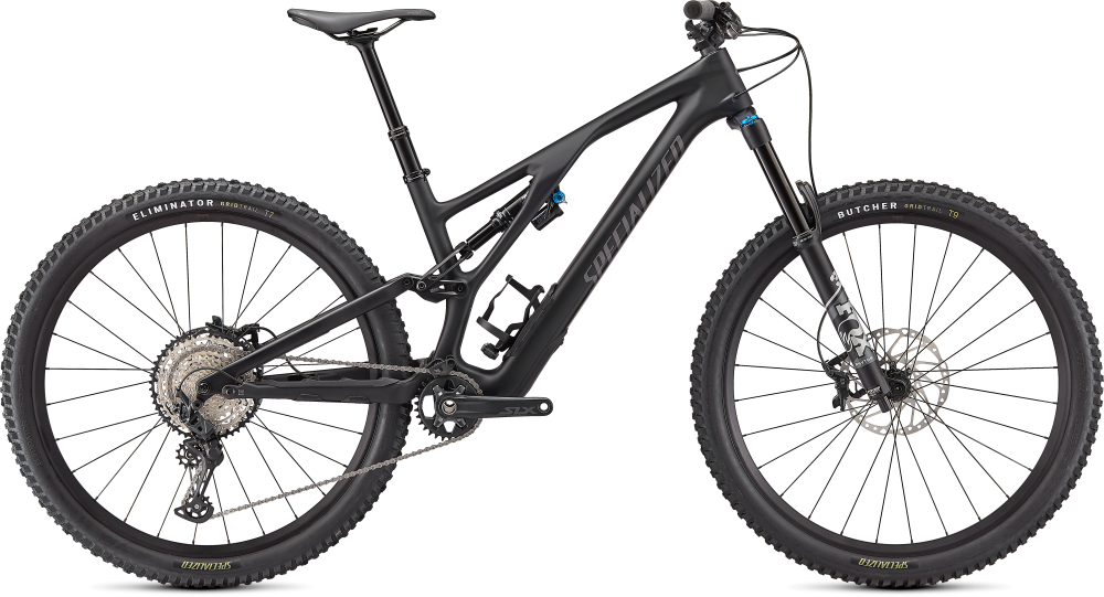 Specialized Stumpjumper EVO Comp SATIN BLACK / SMOKE S4