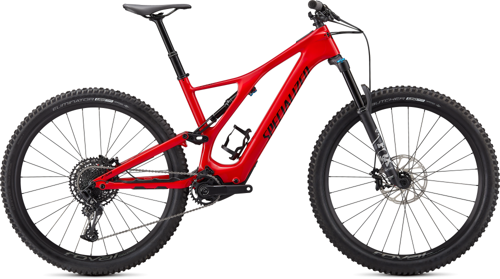 Specialized Turbo Levo SL Comp Carbon Flo Red / Black L