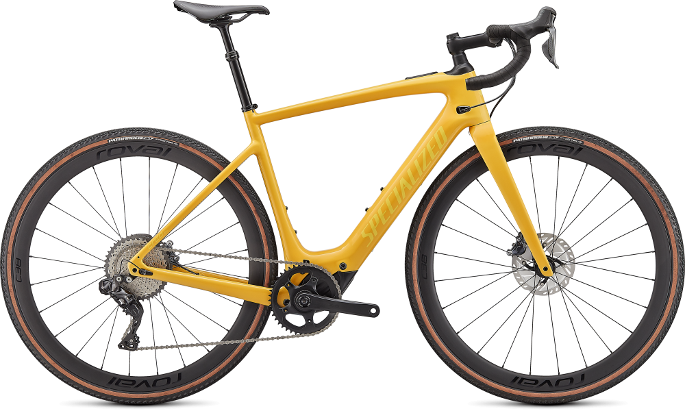 Specialized Turbo Creo SL Expert EVO Brassy Yellow/Sunset Yellow M